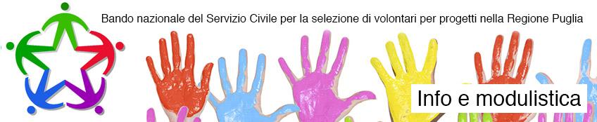 Banner Servizio Civile