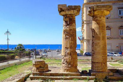 Taranto, tutta in un giorno